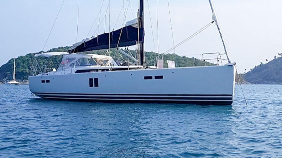 Photo of 53' Hanse 545 2012