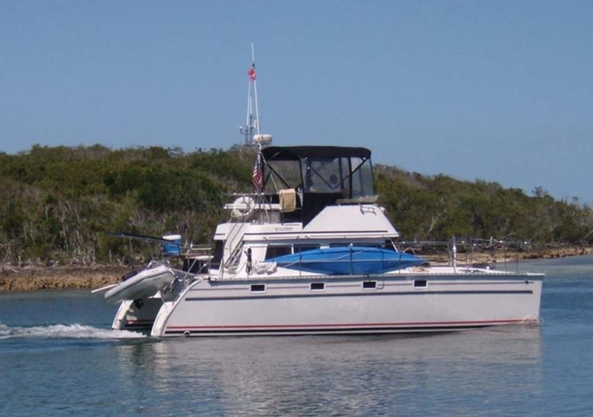 photo of 34' PDQ MV34 2003