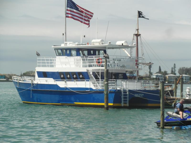 Photo of 60' Custom Tri-Kat 49 Passenger Catamaran 2002