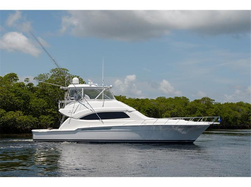 Bertram-Sport Fisherman 2012-Nice & Easy Stuart-Florida-United States-Nice & Easy-1145825-featured