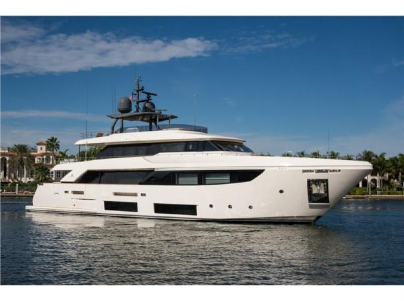 Custom Line-Navetta 33 M 2018 -Fort Lauderdale-Florida-United States-1146263-featured