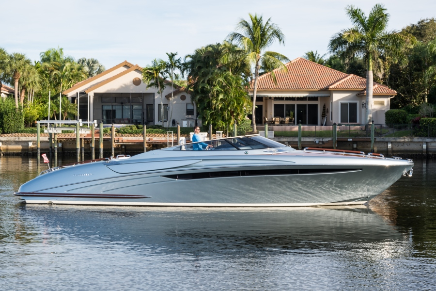photo of 44' Riva Rivarama 2015