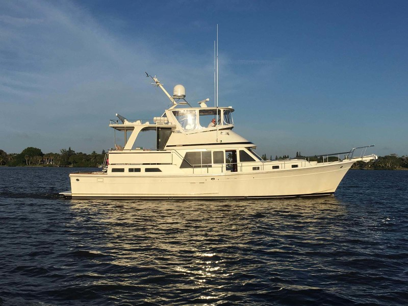 Photo of 48' Offshore 48 Yachtfisher 1998
