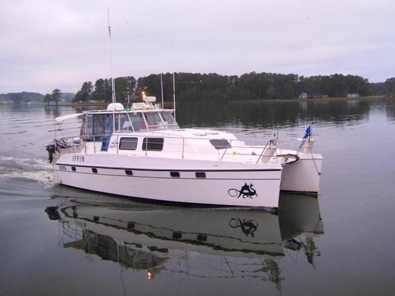Endeavour-44 Trawler cat 2006-Iffin Palm Coast-Florida-United States-1151143-featured