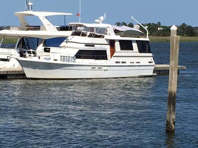 photo of 49' Gulfstar Motor Yacht 1987
