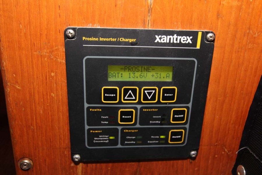 Inverter Charger Control