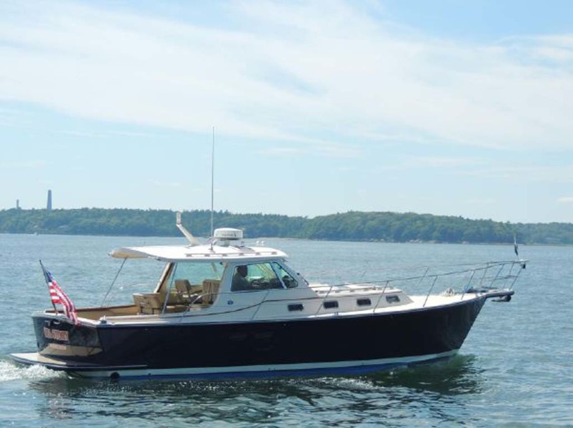 photo of 36' Island Packet Downeast Express 2002