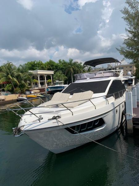 Photo of 56' Absolute 56 Fly 2015