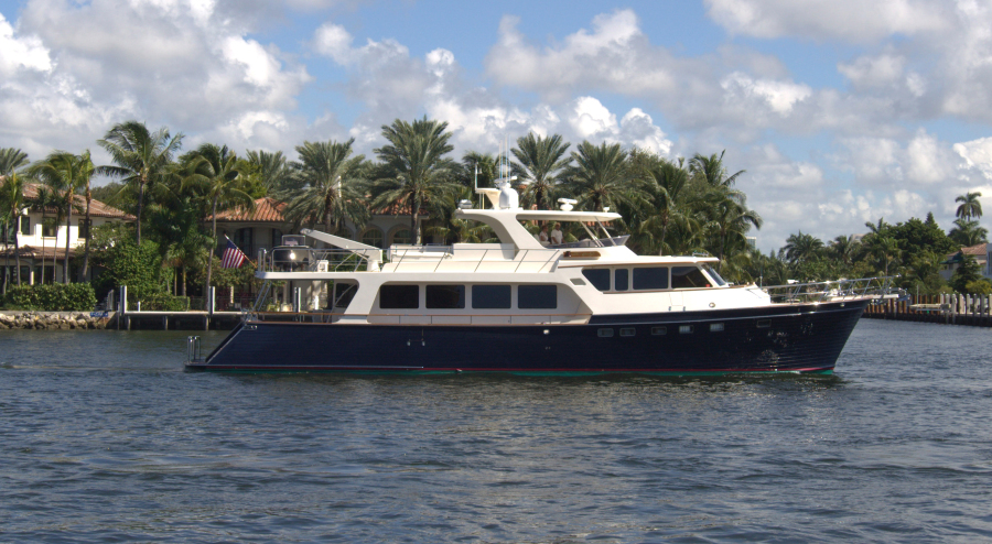 photo of 78' Marlow 78E 2010