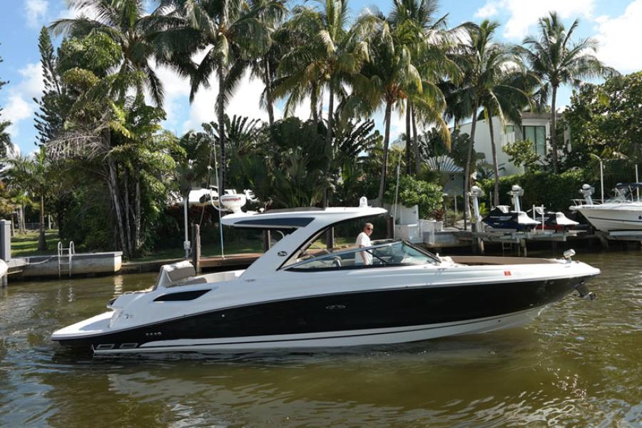 Sea Ray-350 SLX 2016-Rosina Maria Miami-Florida-United States-2016 Sea Ray 35 SLX-1163609-featured