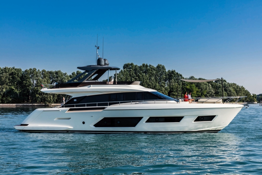 photo of 67' Ferretti Yachts 670 2019