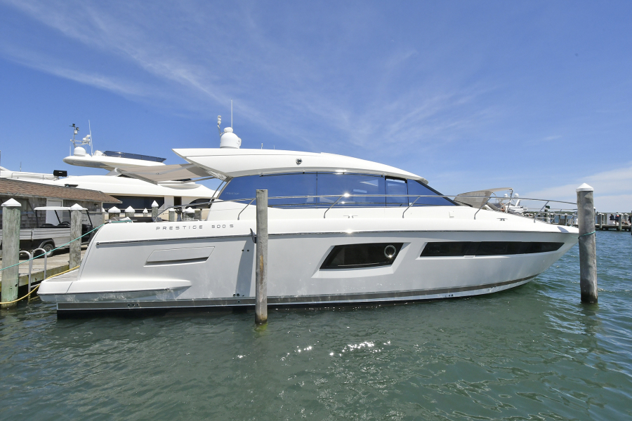 Prestige-500 S 2016-Follow That Stern Greenport-New York-United States-Starboard Side-1171030-featured