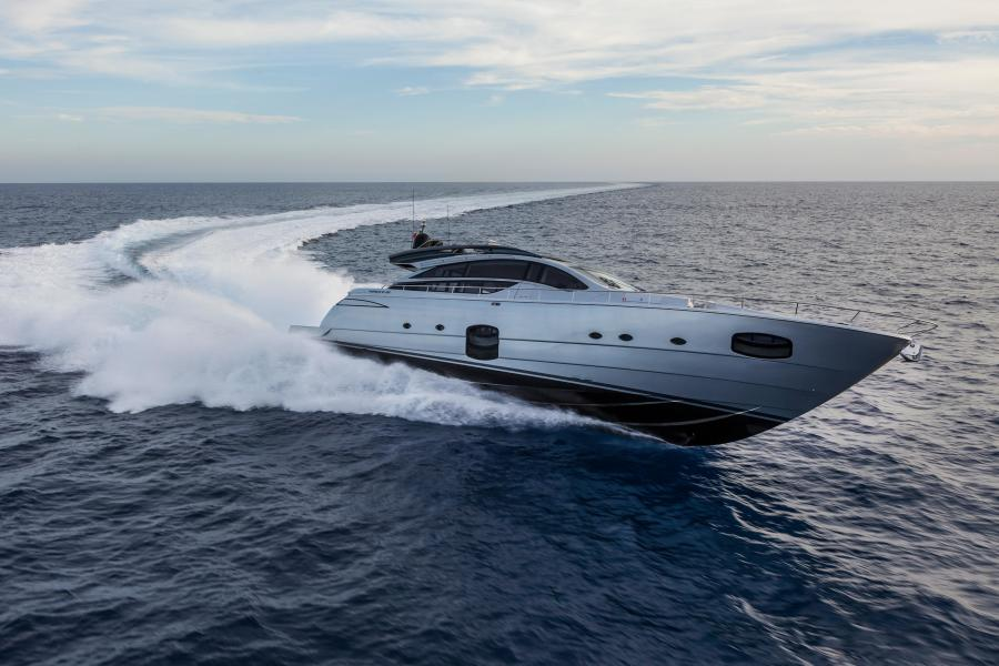 photo of 82' Pershing 2015