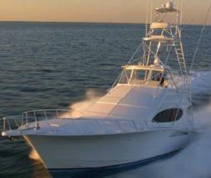 photo of 54' Hatteras 54 Convertible 2003