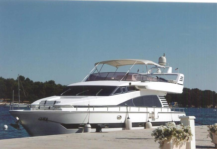 Elegance-70 Motor Yacht 1998 -Italy-1171245-featured