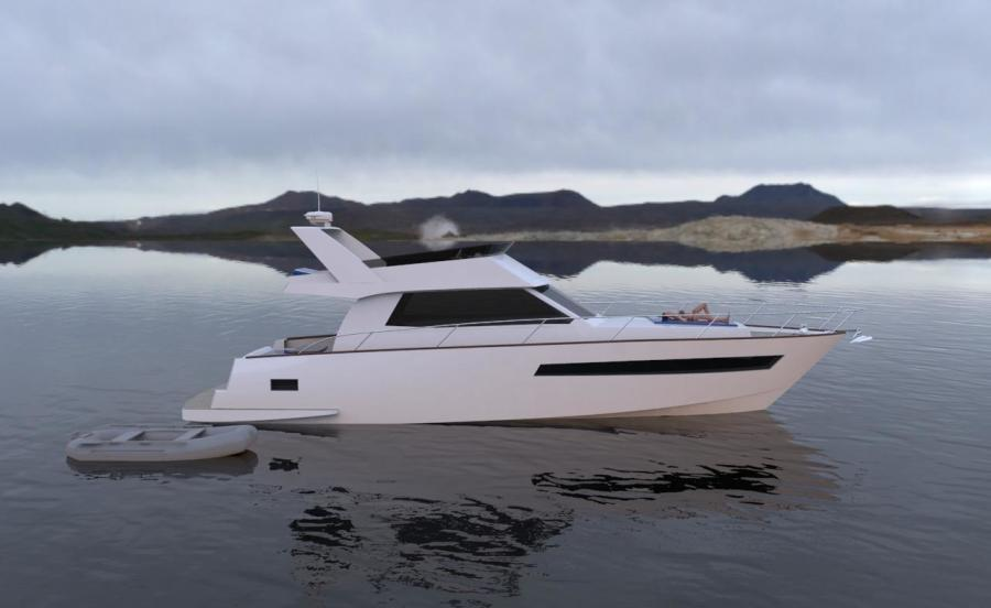 Photo of 58' Custom Experty Yachts Prior 58 2014