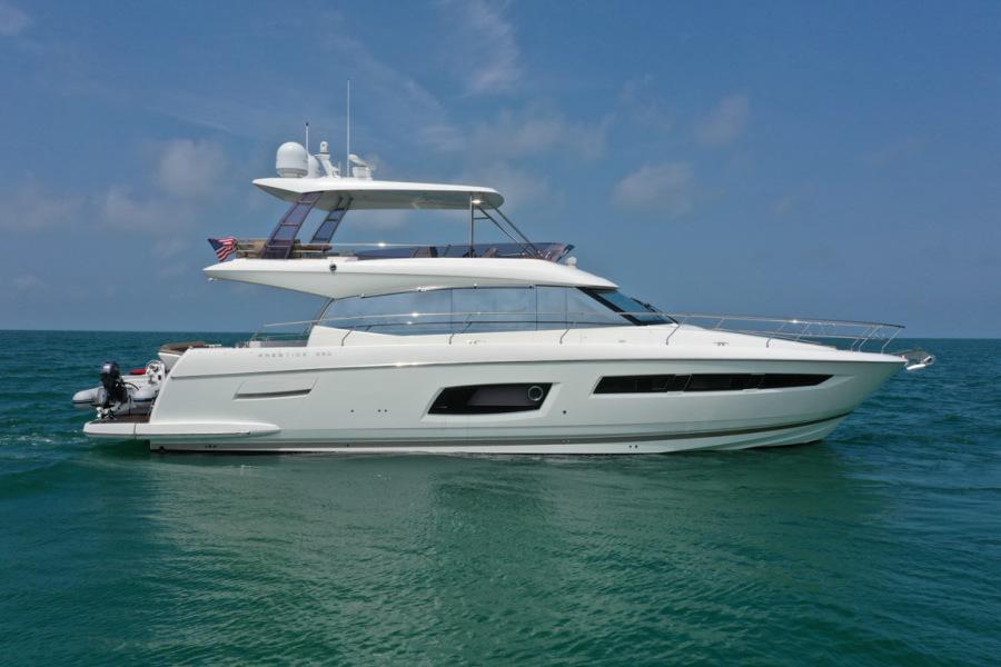 Prestige-550 Flybridge 2015-SunRaye Tampa Bay-Florida-United States-2015 Prestige 550 FLY Profile-1413128-featured