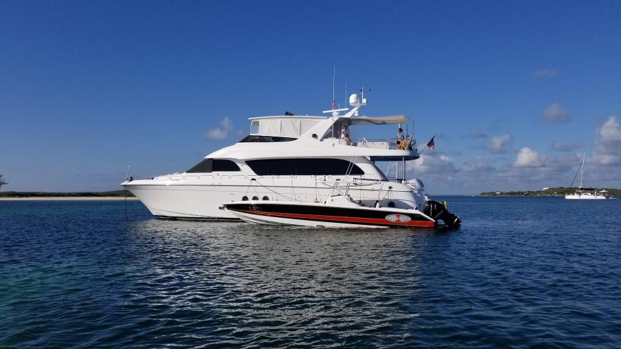 photo of 72' Hatteras 72 Motor Yacht 2008