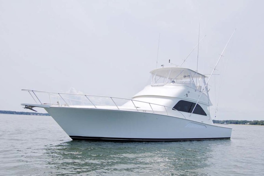 photo of 48' Viking 48 Convertible 2002