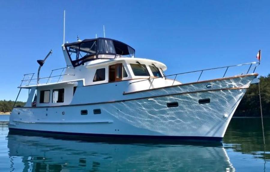 Photo of 52' DeFever Pilothouse 2006
