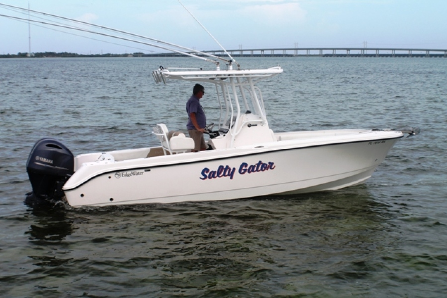 photo of 24' Edgewater 245CC 2016