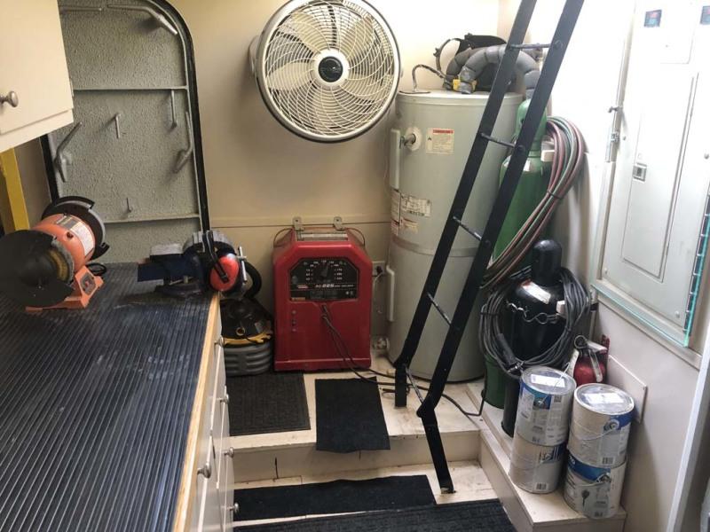 ARC Welder And Hot Water Heater