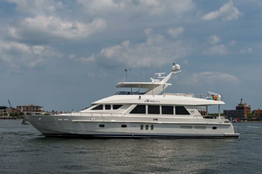 Hargrave-84 Fly Bridge Motor Yacht 2010-Mobility Palm Beach-Florida-United States-1190962-featured
