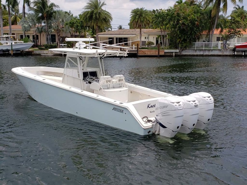 Photo of 38' Jupiter Center Console 2008