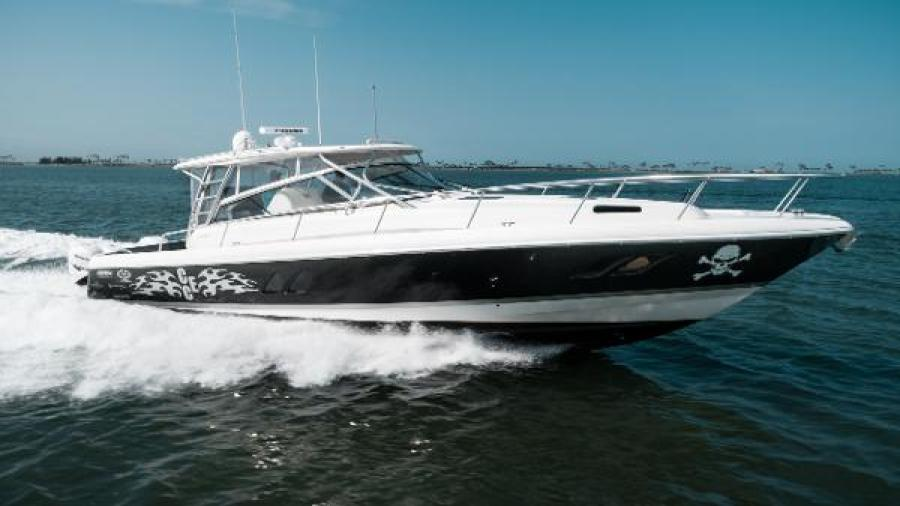photo of 47' Intrepid 475 Sport Yacht REPOWERED 2009