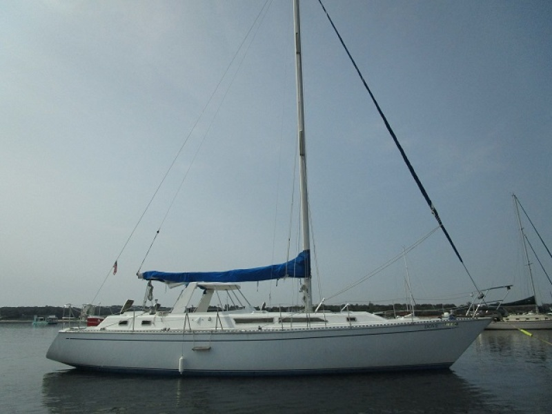 Photo of 50' Gulfstar Sloop 1987