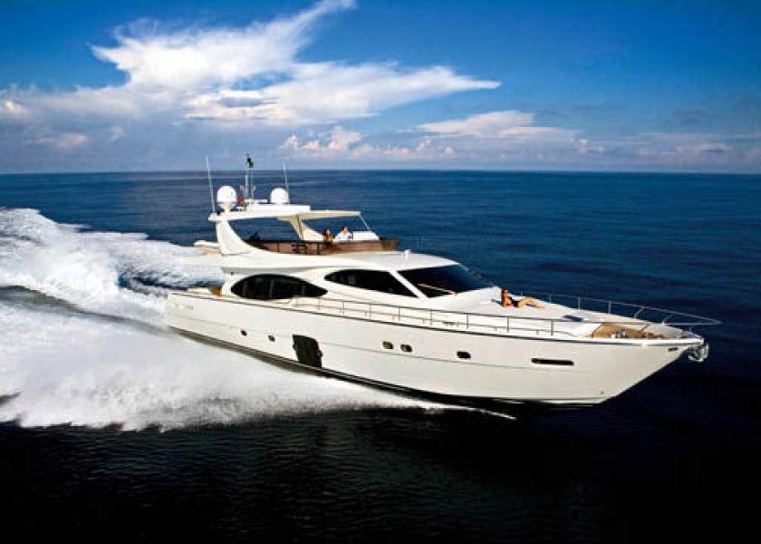 photo of 78' Ferretti Yachts 780 2008