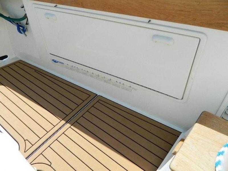 1997 Ocean Yachts 48 Super Sport - Rod Locker / Storage