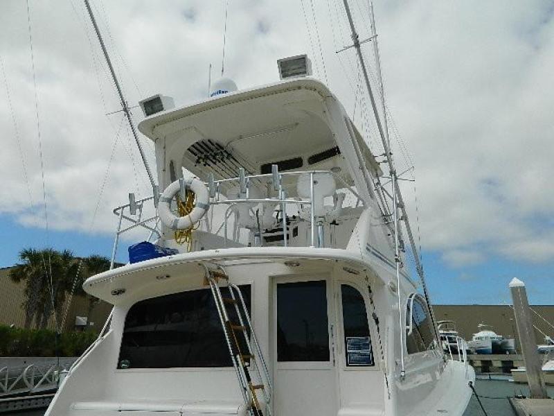 1997 Ocean Yachts 48 Super Sport - Flybridge