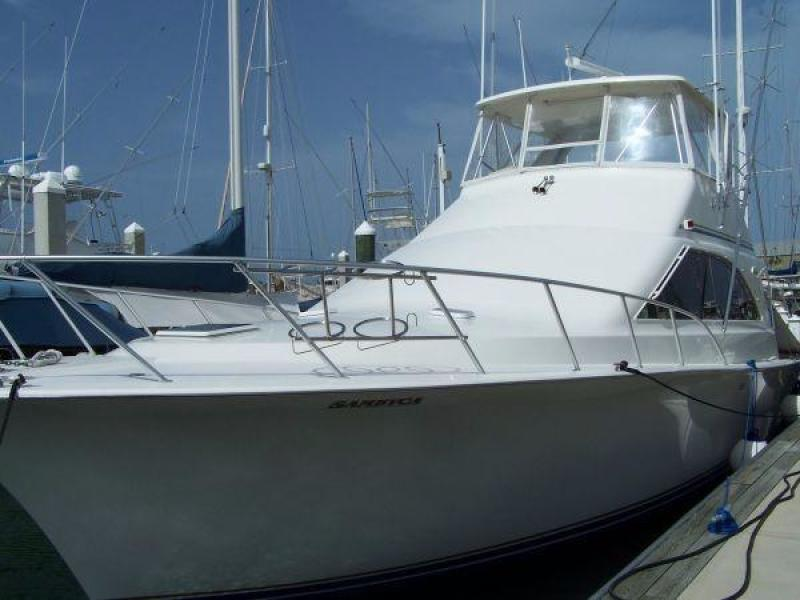1997 Ocean Yachts 48 Super Sport - Bow View