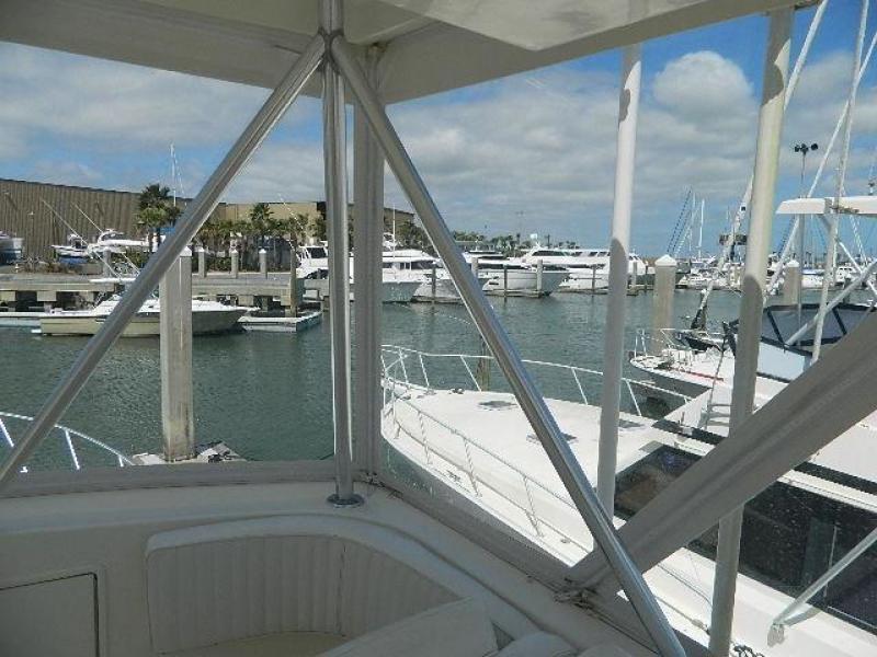1997 Ocean Yachts 48 Super Sport - Updated Isinglass