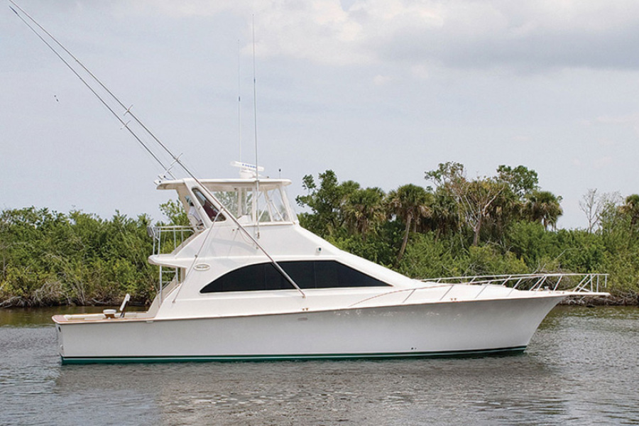 photo of 48' Ocean 48 Super Sport 1997