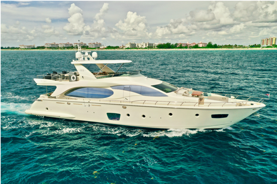Photo of 85' Azimut 85 Flybridge 2009