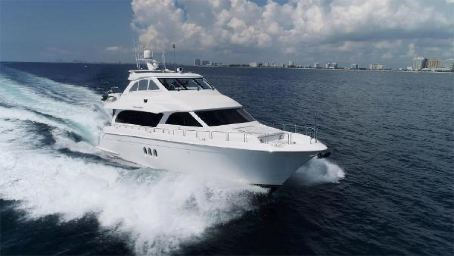 photo of 72' Hatteras 72 Motor Yacht 2008