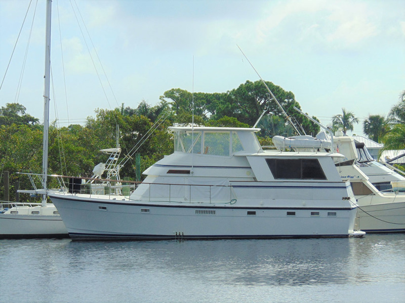 photo of 47' Atlantic Motor Yacht 1988