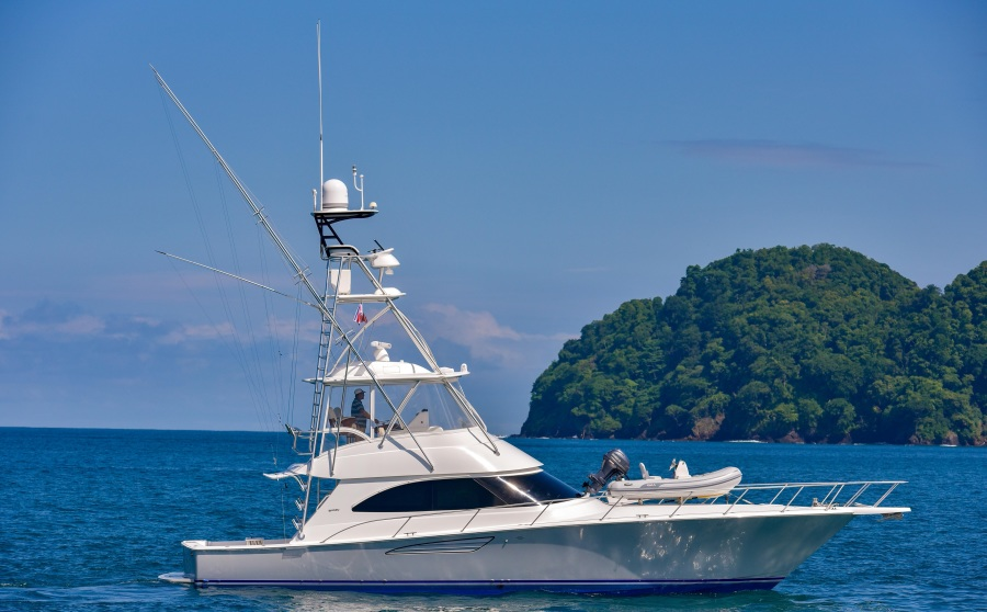 Viking-52 Convertible 2016-Papa Jack Playa Herradura, Los Suenos-Costa Rica-2016 Viking 52 Convertible Papa Jack Profile Picture-1203869-featured