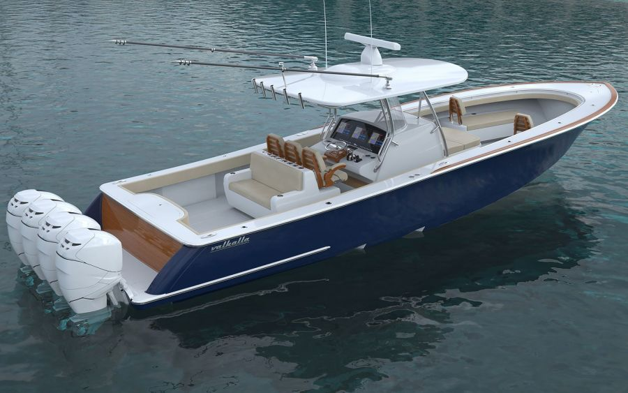 Valhalla Boatworks-V41 Center Console 2020-NEW BUILD Staten Island-New York-United States-1204072-featured