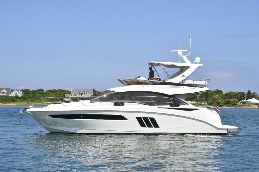 Sea Ray-51 Flybridge  2014-Seas The Day Greenport-New York-United States-Port Side-1205071-featured