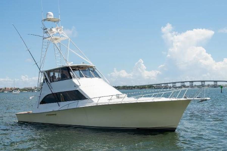 Photo of 66' Ocean Yachts 66 CONVERTIBLE 1995