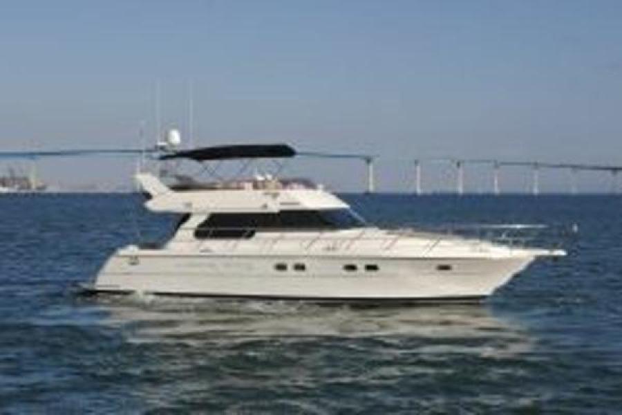 Horizon-Sedan Motor Yacht 2001-OKIE DOKIE San Diego-California-United States-1208083-featured