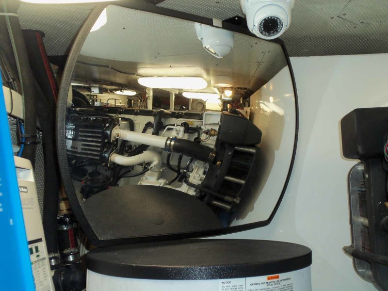 Engine Room Mirrors