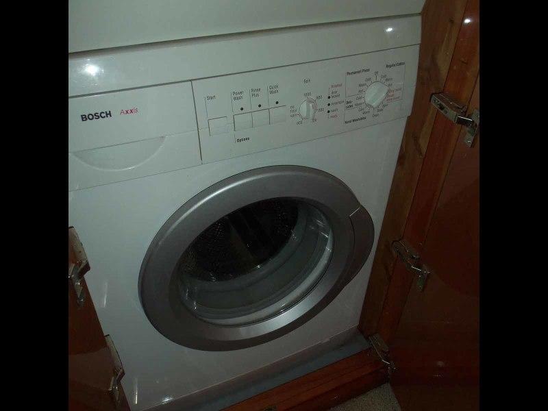 Companionway Bosch Washer