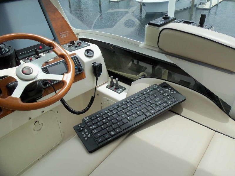 Keyboard for PC Nav