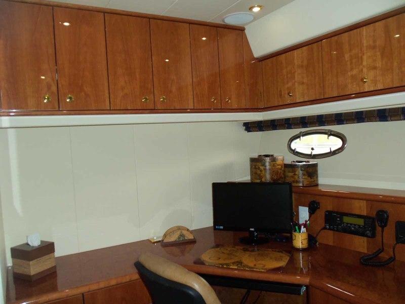 Starboard Side Office