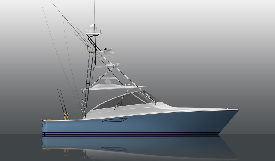Viking-38 Billfish Open  2020-NEW BUILD Staten Island-New York-United States-Starboard -1208735-featured