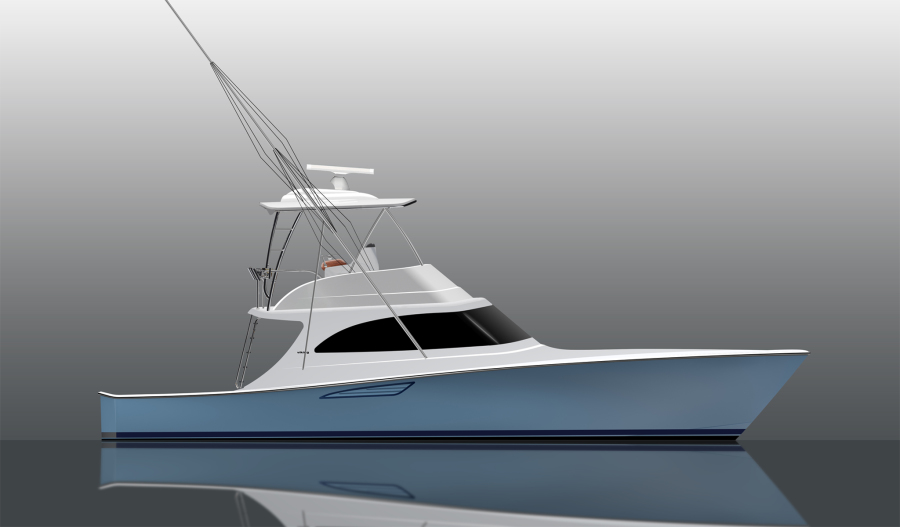 Viking-46 Billfish  2020-NEW BUILD NEW BUILD-New York-United States-Starboard-1208744-featured
